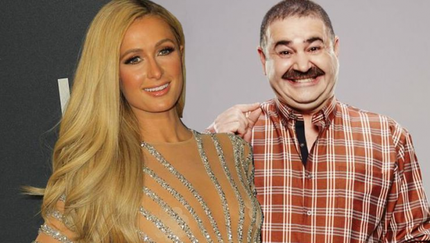 Paris Hilton Şafak Sezer