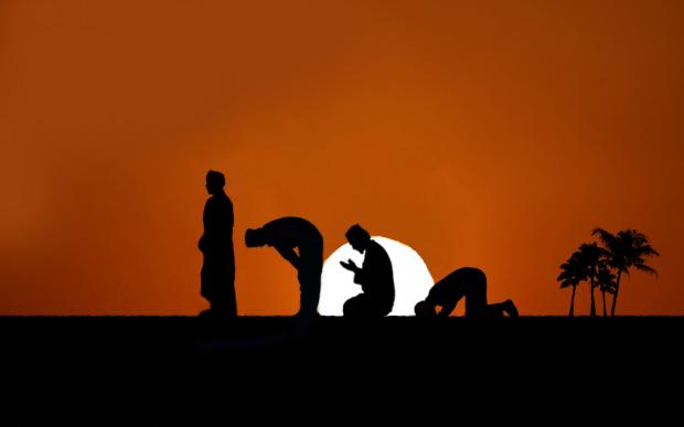 öğle namazı nasıl kılınır?