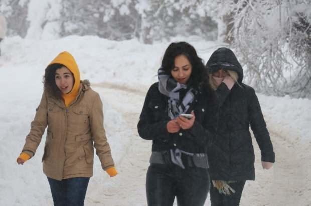 Son dakika - Bayburt hava durumu - Bayburt'ta okullar tatil mi?