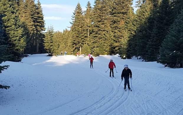 Yurduntepe Kayak Merkezi/ Kastamonu