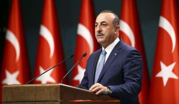 Bakan Çavuşoğlu Belçikalı mevkidaşı ile görüştü