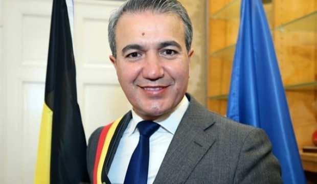 Türk heyeti kabul etti: Belçika Türk kökenli başkanı ihraç etti