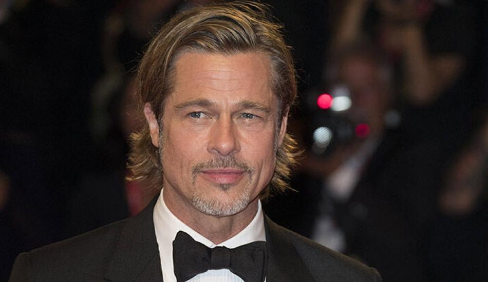 Brad Pitt ünlü markanın reklam yüzü oldu!