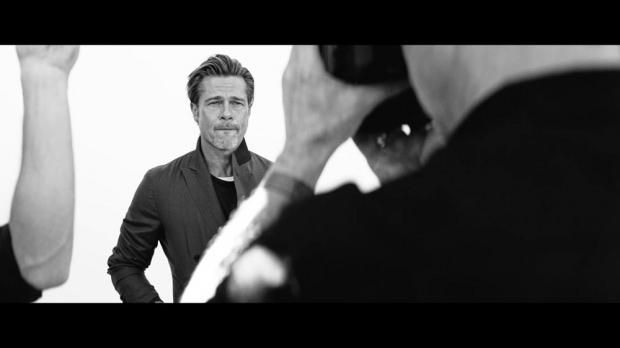 Brad Pitt Brioni'nin reklam yüzü oldu