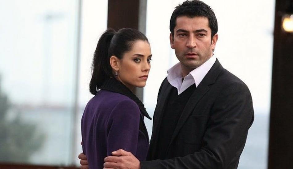 Cansu Dere eski partneri Kenan İmirzalıoğlu'yla komşu oldu!
