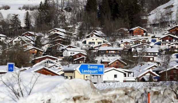 Davos Zirvesi haftaya gerçekleştirilecek