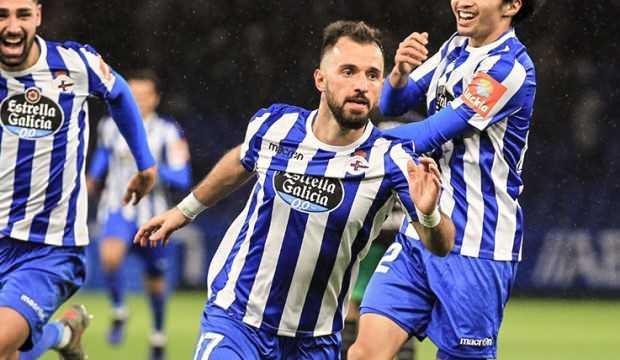 Deportivo teknik direktöründen Emre Çolak'a övgü