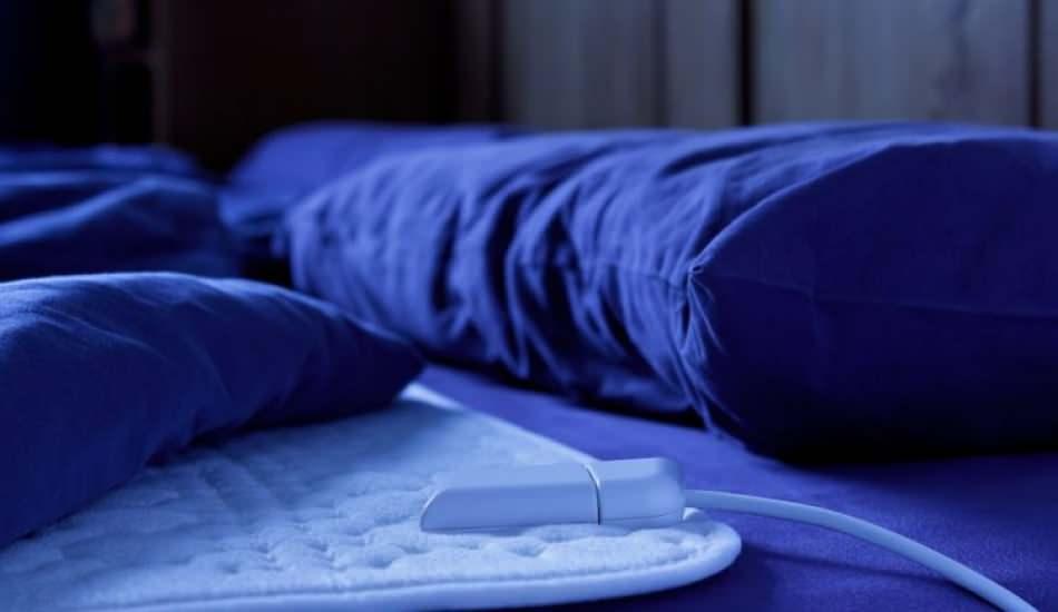 Elektrikli battaniye can alıyor! Elektrikli battaniye ve halılar nasıl kullanılmalı?