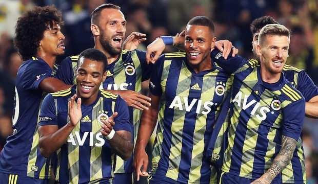 Fenerbahçe bu alanda devlerle yarışıyor!