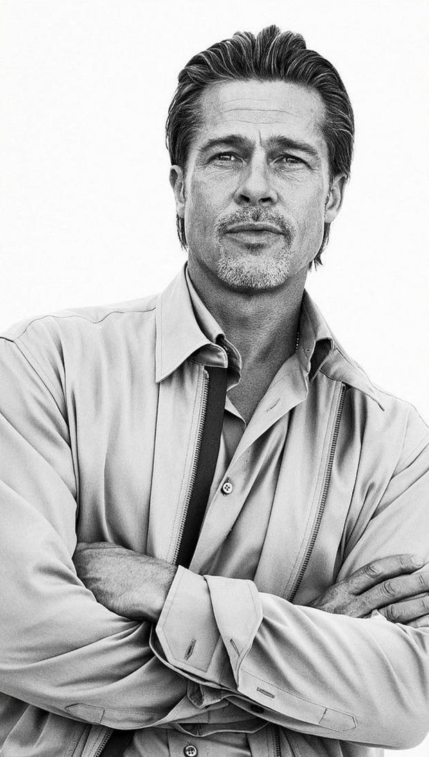 Brad Pitt reklam yüzü oldu