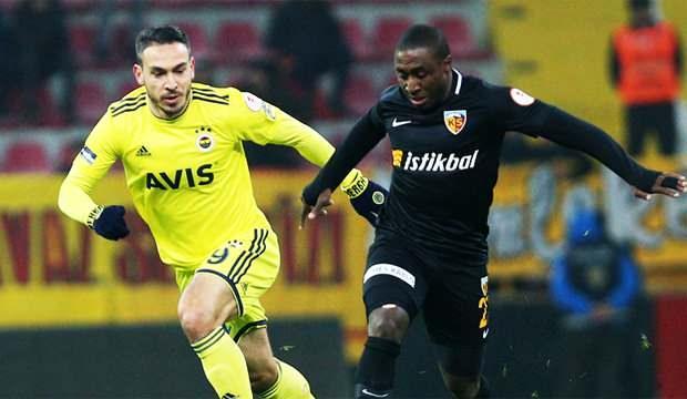 Ne Fenerbahçe ne Kayserispor!