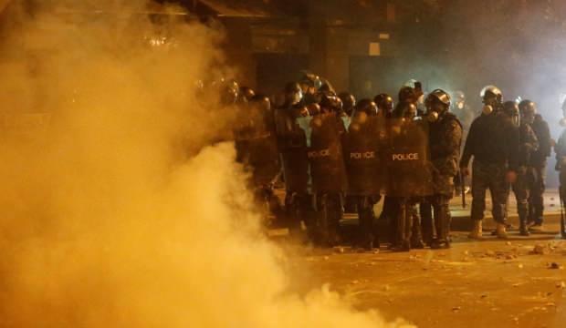 Lübnan'daki protestolar büyüyor! Yaralı sayısı 220'ye yükseldi
