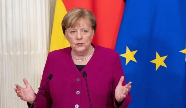 Merkel'den, Libya Konferansı için davet
