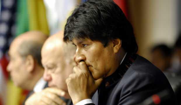 Morales itiraf etti: Büyük hataydı