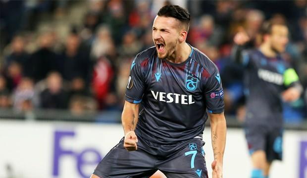 Trabzonspor'da bir ayrılık daha! Sözleşmesi feshedildi
