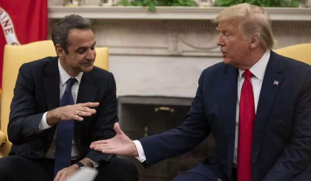 Trump'ı ikna etti! ABD ile Yunanistan'dan ortak Türkiye kararı