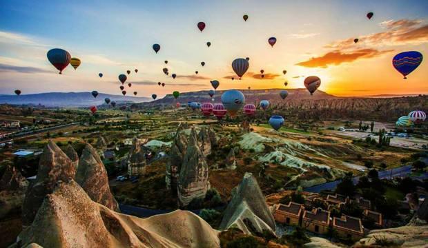 Yarıyıl tatilinde Kapadokya'ya gideceklere alternatif seyahat önerileri