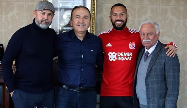 Yasin Öztekin resmen Sivasspor'da!