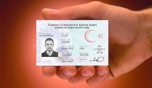 Yeni kimlik nasıl alınır? 2020 kimlik yenileme ve yeni kimlik ücretleri