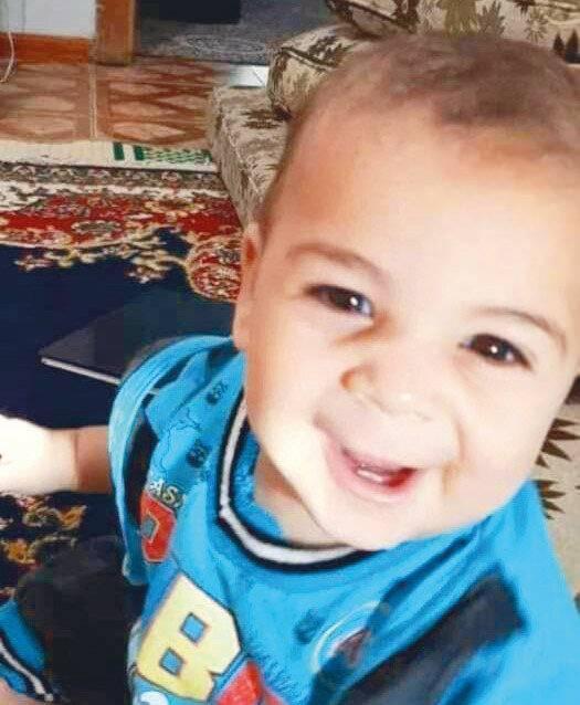 PKK'nın roketli saldırısında hayatını kaybeden 2 yaşındaki Muhammed Brai