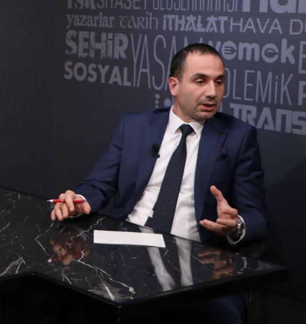 MASKO Yönetim Kurulu Başkanı Mehmet Mutlu
