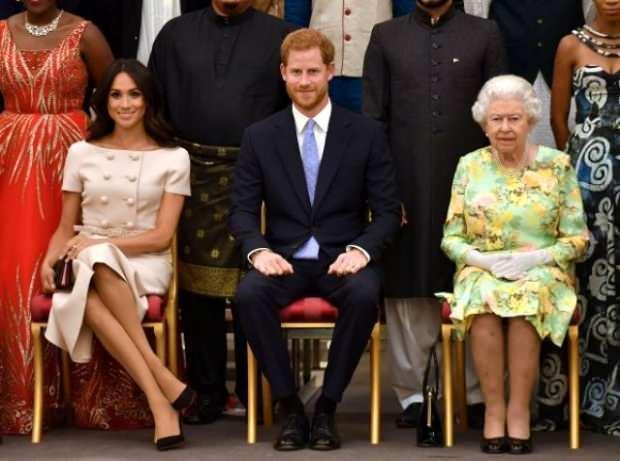 meghan markle ve prens harry haberleri