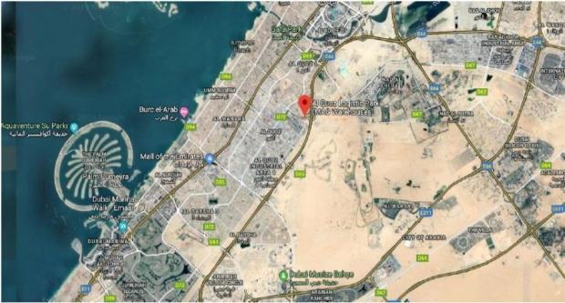 Dubai Türkiye Ticaret Merkezi (TTM) Projesi
