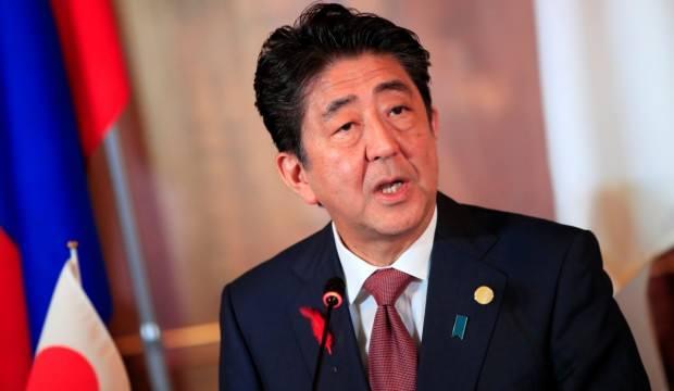 Japonya Başbakanı Abe'den 'yeni dönemde değişim' sözü