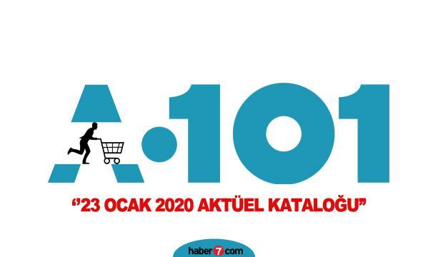 A101 23 Ocak aktüel kataloğu! Beyaz eşya ve elektronik ürünlerde...