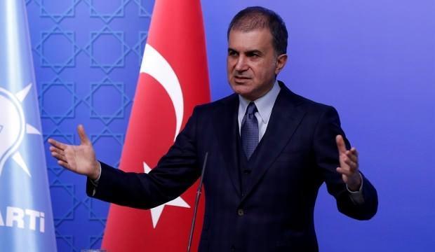 AK Parti Sözcüsü Ömer Çelik'ten CHP'ye sert tepki!