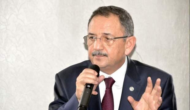 AK Parti'li Özhaseki: 771 belediyemiz hummalı bir çalışma sürdürüyor