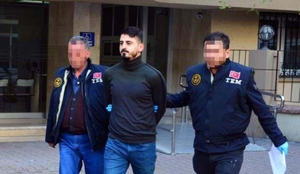 Almanya'da PKK'ya para yardımında bulundu, Adana'da yakalandı