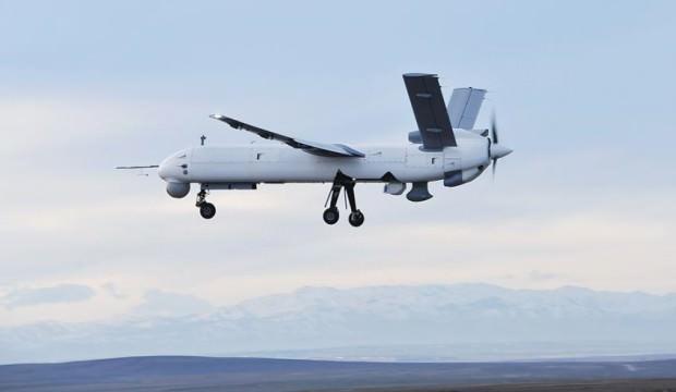 İnsansız Hava Araçları'ndan Elazığ'da destek uçuşu