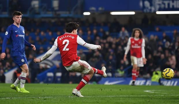 Chelsea ile Arsenal, Stamford Bridge'de yenişemedi
