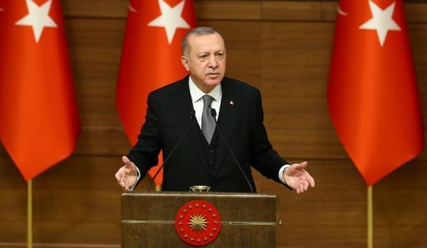 Erdoğan'dan CHP'ye 'FETÖ önergesi' tepkisi: İspatlayamıyorsan bu adamlar sende