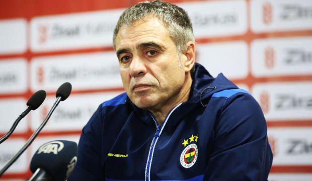 Ersun Yanal: Ufak tefek sorunlarımız var ama...