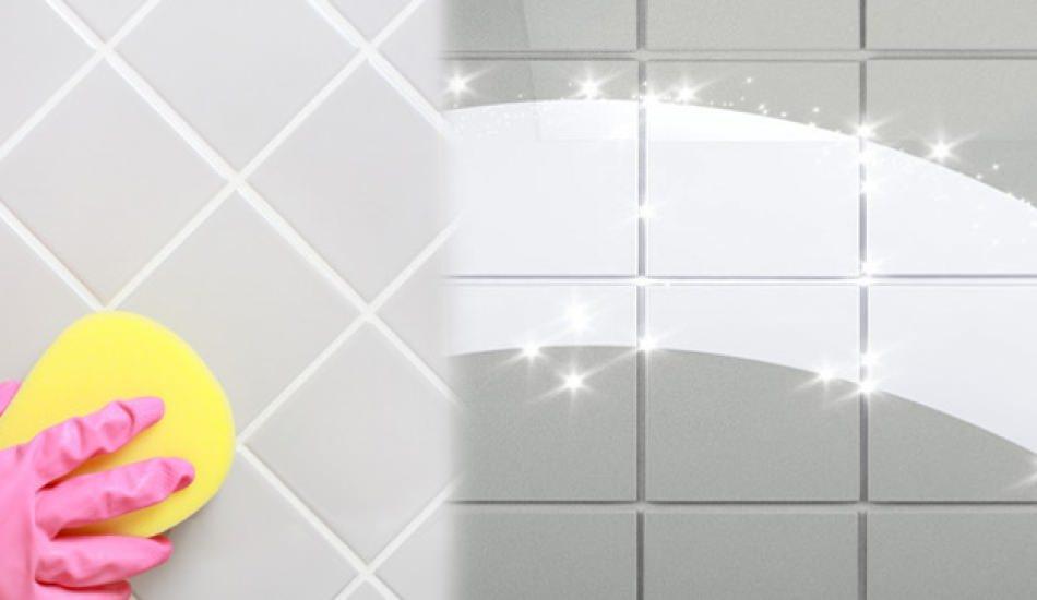 Fayans temizliği nasıl yapılır? Kirli derz aralarını temizlemenin pratik yöntemi