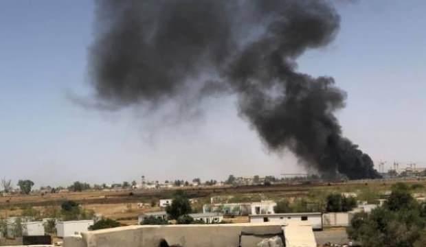 Hafter, Libya'da ateşkes ihlallerini sürdürüyor