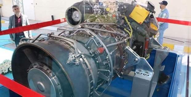 TEI tarafından üretilen yerli helikopter motoru