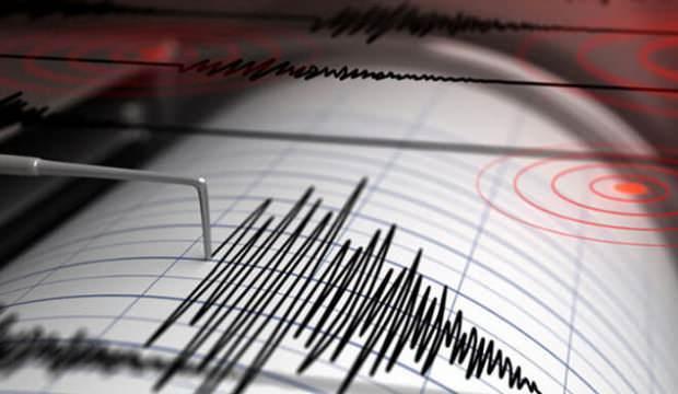 Manisa'da 4.0 büyüklüğünde deprem