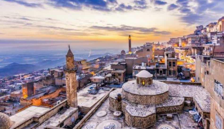 Mardin'de nereye gidilir? Mardin'de gezilecek yerler