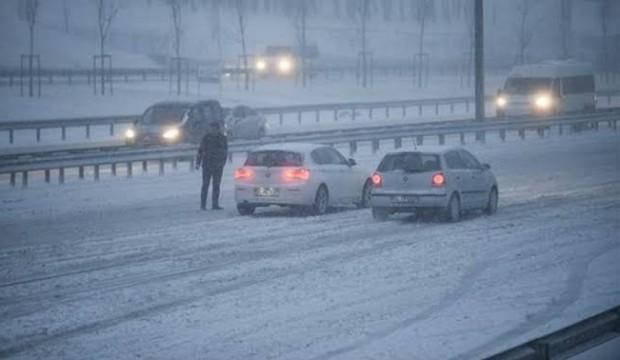 Son dakika: Meteoroloji peş peşe duyurdu! Bir çok il için kar uyarısı