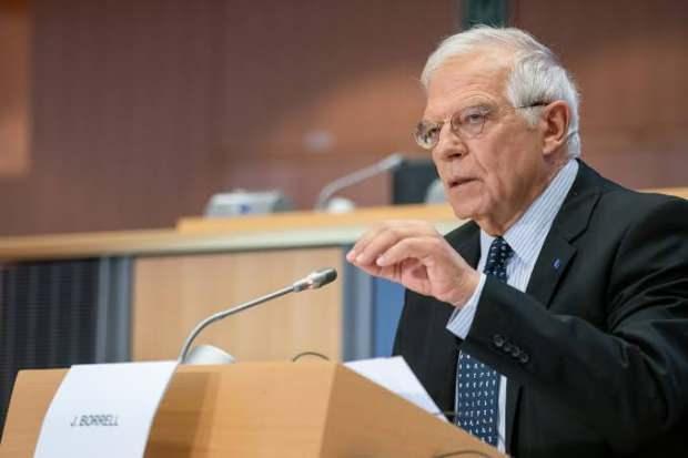 AB Dış İlişkiler ve Güvenlik Politikaları Yüksek Temsilcisi Josep Borrell.