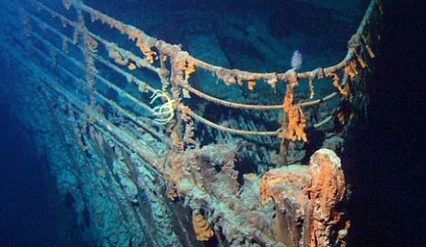 Titanik'in enkazı için önemli karar!