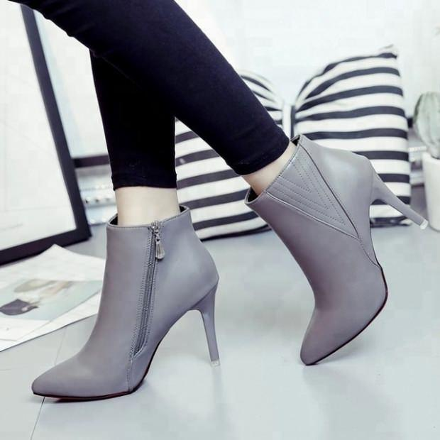 Topuklu ayakkabılar kışın nasıl giyilmeli?