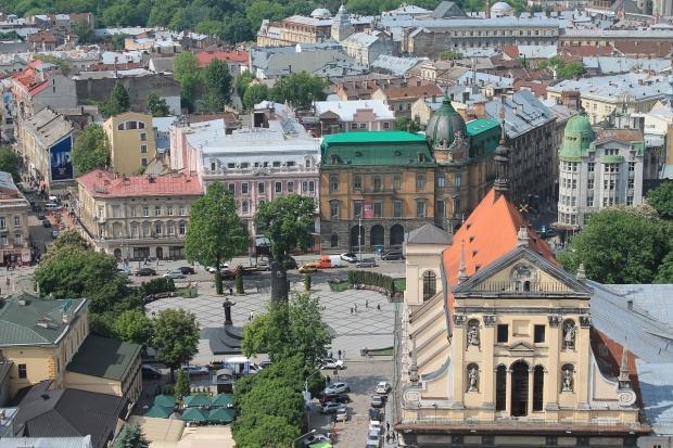 Ukrayna'da gezilecek yerler: Lviv – Old Town