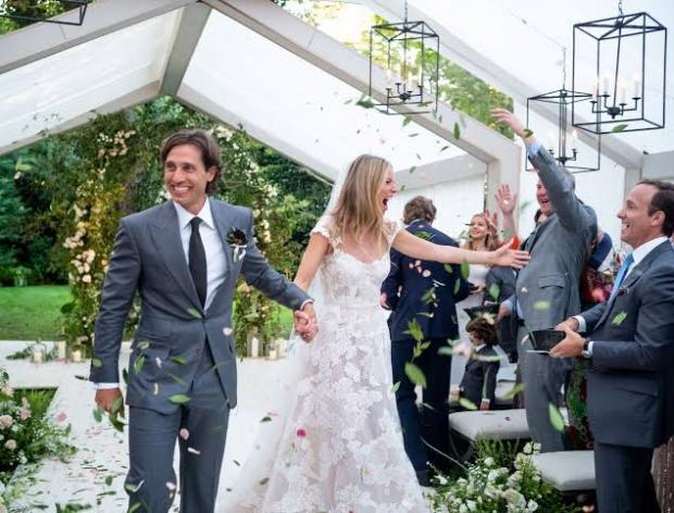 gwyneth paltrow evlendi