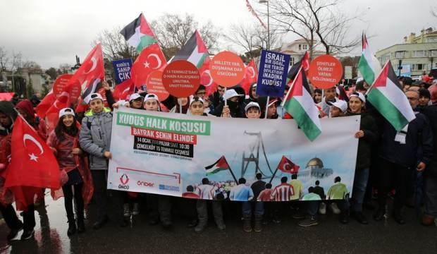 Dünya, Kudüs için 12 Nisan'da bir kez daha koşacak