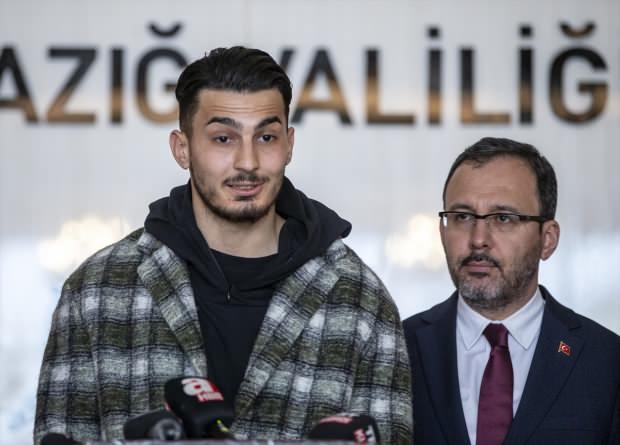 Trabzonspor kalecisi Uğurcan Çakır