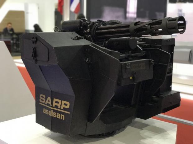 ASELSAN Sarp Silah Sistemi
